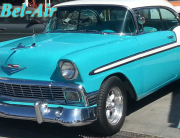 1956 Chevy Bel Air Restoration